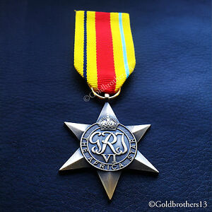 Africa-Star-Ww2-Military-Medal-British-Commonwealth-Operational-Service-Copy