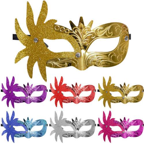 Carnival Mask Venetian Masquerade Masks Mardi Gras Party Costume Festival Partys