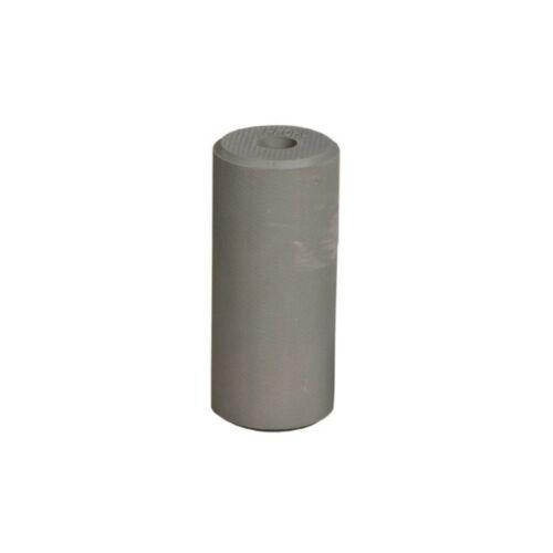 Schwaiger Moosgummiwalze grau 150 mm Leimroller PET0015