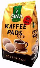 Gina Kaffeepads Classic Röstfrisch 50 Pads 350g