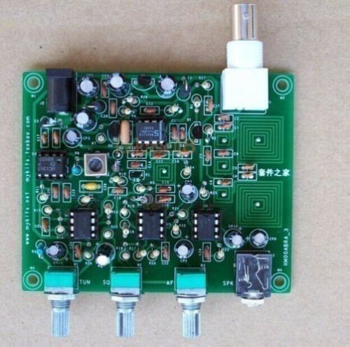 DIY Aviation Band Receiver Kit High Sensitivity Airwave Receiver Classic Versio