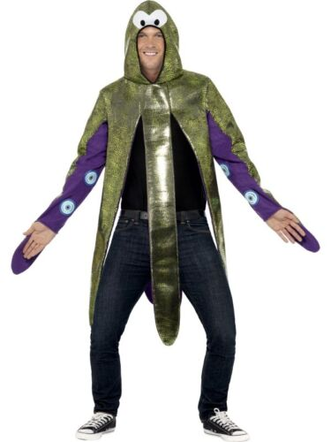 Adult Octopus Costume Sea Teachers World Book Day Week Funny Outfit Fancy Dress