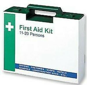 First AIDKIT BS8599 MED Personal Protection & Site Safety First Aid - GR76788