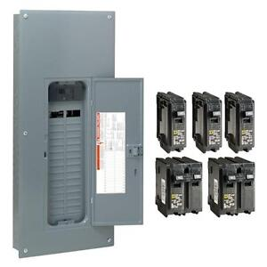 Image Is Loading Square D 150 Amp 30 E 60 Circuit
