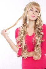 Perücke, Wig, superlang, wellig, blond, gesträhnt, Länge: ca. 80 cm, GFW501-J12