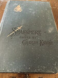 Shakespeare-Edited-By-Charles-Knight-Vol-3-Illustrated