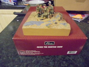 BRITAINS-40402-THE-LONGEST-DAY-THE-MORTAR-CREW-DIORAMA-LIMITED-EDITION-OF-180
