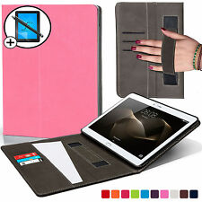 Leather Pink Strap Smart Case Cover Huawei MediaPad M2 10.0 Screen Prot Stylus