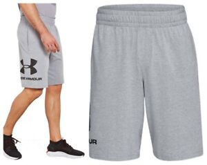 Under-Armour-Sportstyle-Graphic-Mens-Shorts-Gym-Training-Cotton