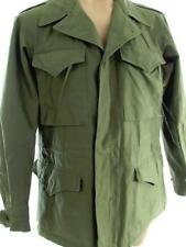 M1943 Field Jacket WW2 U.S. Army GI Combat Vtg Coat Cold Weather 1945 Size 36R