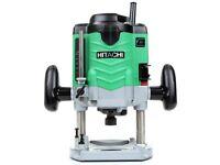 Hitachi M12ve 1/2in 2000w Router 230v