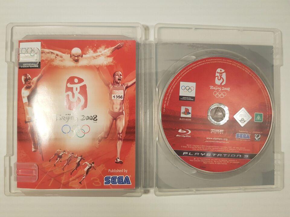 Beijing 2008, PS3