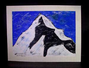 modernes-Gemaelde-NORKO-2002-aus-dem-Zyklus-Berge-Matterhorn-60x80
