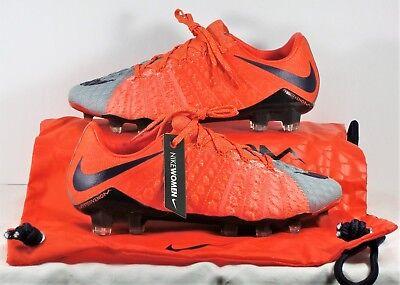 grossiste c2f26 3eba3 Nike Hypervenom Phantom III FG Flyknit ACC Soccer Cleats Sz 7 NEW 881543  058 | eBay