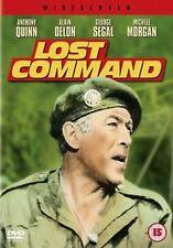 DVD:LOST COMMAND - NEW Region 2 UK