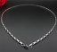 duenne-Silberkette-2MM-Halskette-60cm-lang-Edelstahl-Venezianerkette-Herren-Damen Indexbild 4