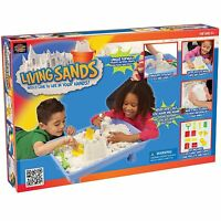 Sands Alive - Deluxe Sand Box Play Set Large By Play Visions