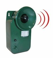Garden Creations Ultrasonic Cordless Pest Repeller Jb5028, New, Free Shipping
