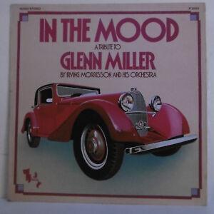 33T-Glenn-MILLER-By-Irving-MORRISSON-Vinyl-LP-12-034-IN-THE-MOOD-Jazz-NEUILLY-2082
