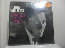 """ANDY WILLIAMS - MY FAIR LADY - COLUMBIA RECORDS-CS 9005 - """"SEALED"""""""