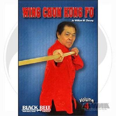 Wing Chun Kung Fu Techniques Training DVD Dragon Pole Butterfly Sword  Volume 4 | eBay