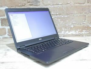 """Dell Latitude E5450 14.0"""" Laptop i5 5th Gen 500 GB 4 GB Win 10 Grade B 437247"""