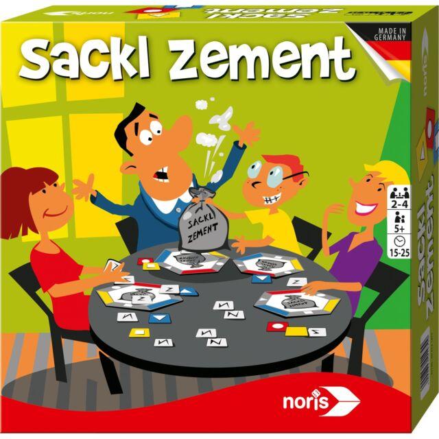 Noris Sackl Zement, Kartenspiel