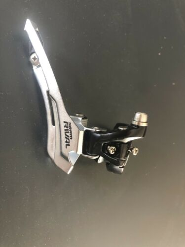 New Sram Rival 10-speed Front Derailleur no Box OE 34.9mm Clamp