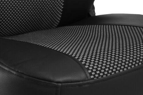 Volkswagen Crafter ab 2006 Passform Sitzbezüge Schonbezüge Kunstleder Stoff