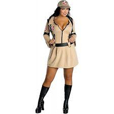 Rubies Costume Co Women's Ghostbusters Women Plus Size Costume wm4 m01