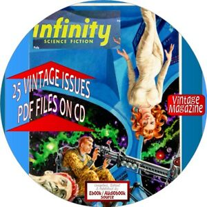 INFINITY-SCIENCE-FICTION-MAGAZINE-25-VINTAGE-ISSUES-PDF-ON-CD