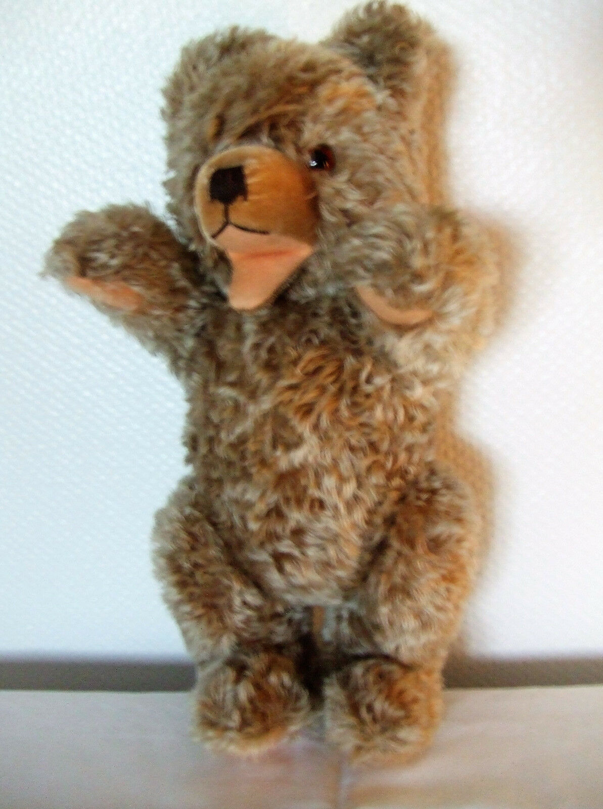 Teddy Hermann 19,5 1965-68/50 cm (Sammler)/Teddy Bear Hermann rare height 19,5 Hermann Inch 7f2a7f
