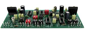 albs UWE-10 analoge aktive 2//3-Wege Mono-Frequenzweiche,