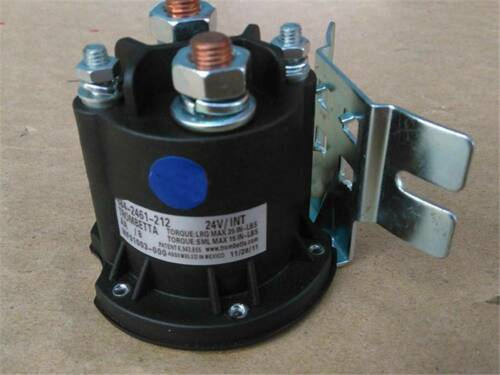 Trombetta Solenoid Relay Switch 684-2461-212 24 Volt 150 Amp