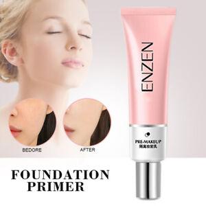 Pores-Maquillage-Base-De-Teint-Creme-Visage-Primer-Couverture-Oil-Control-Creme