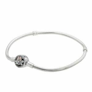 ec506eb28f086 PANDORA Poetic Blooms Bracelet Mixed Enamels & Clear CZ 590744cz