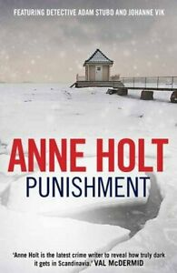Punishment-MODUS-by-Holt-Anne-Book-The-Cheap-Fast-Free-Post