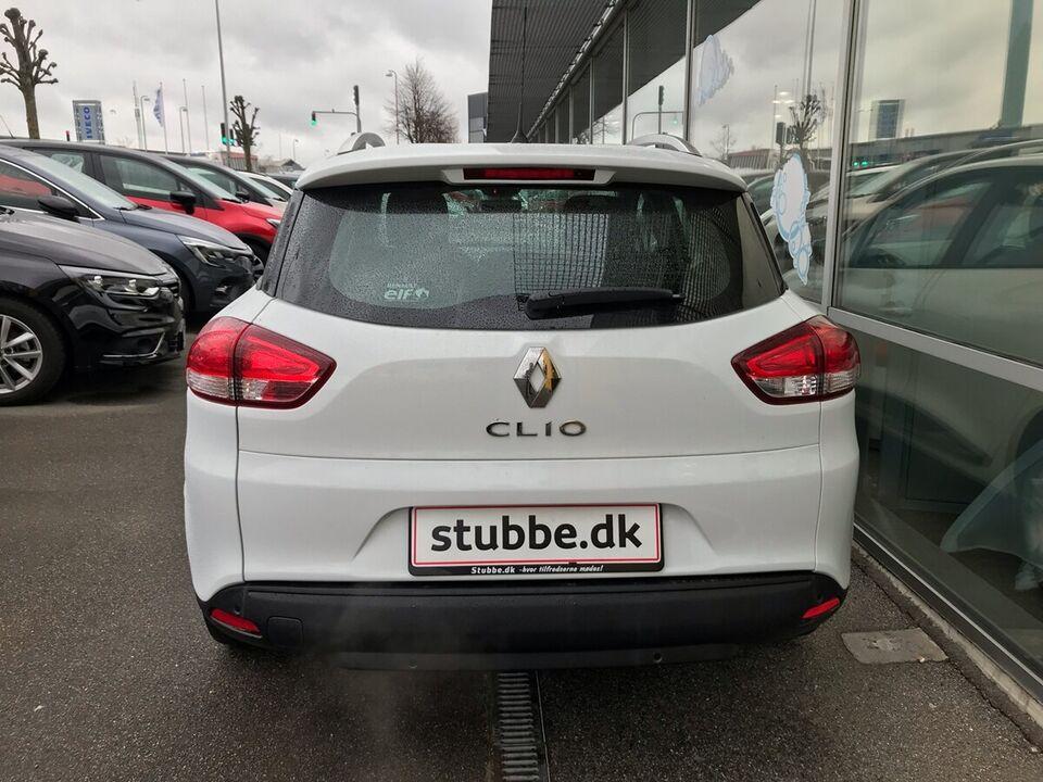 Renault Clio IV 0,9 TCe 90 Zen ST Benzin modelår 2019 km 12500