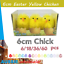 Easter 6cm Party Kids Yellow happy Chicks of Decoration Small Cute Chick