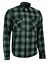 thumbnail 18 - Men Motorcycle Plaid Flannel Lumberjack Shirt Reinforced w/ Protective Lining