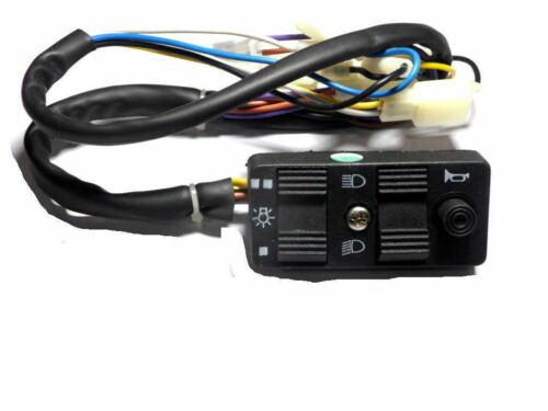 Vespa Light /& Horn Switch Complete With Wire Vespa PX,PK,LML.