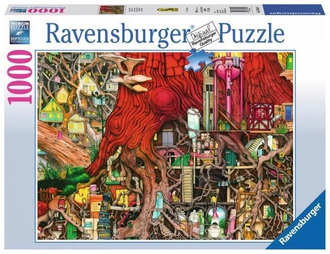 RAVENSBURGER PCS PUZZLE HIDDEN WORLD COLIN THOMPSON 1000 PCS RAVENSBURGER  19644 b4614f