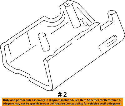 Ford Oem 97 04 F 150 Steering Column Lower Cover Xc2z3530da Ebay