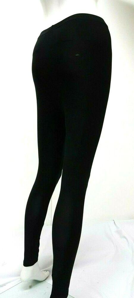 ** Vendredi Noir Nouveau 2 Pack Look Taille Haute Curve Leggings Soft Touch Taille 6-26 **