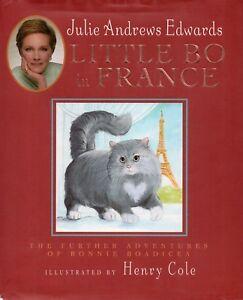 LITTLE BO IN FRANCE: Adv of Bonnie Boadicea JULIE ANDREWS EDWARDS Hcv DJ 1st