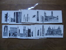 Lot de 45 cartes postales Postcards ITALIE Roma Rome