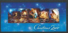 AUSTRALIA 2000 CHRISTMAS MINIATURE SHEET FINE USED