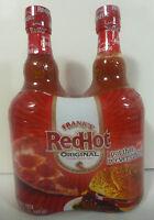 2 X Frank's Red Hot Original Cayenne Pepper Sauce 23 Oz