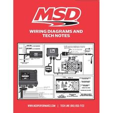 s l225 msd ignition wiring diagrams tech not 9615 ebay msd ignition wiring diagrams and tech notes at edmiracle.co