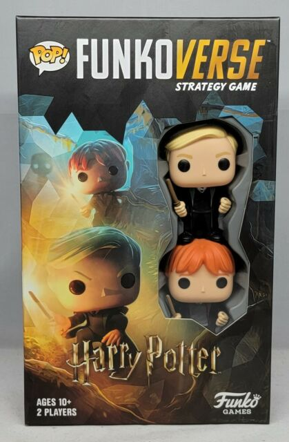 Funkoverse Harry Potter 101 Strategy Game - New - Sealed
